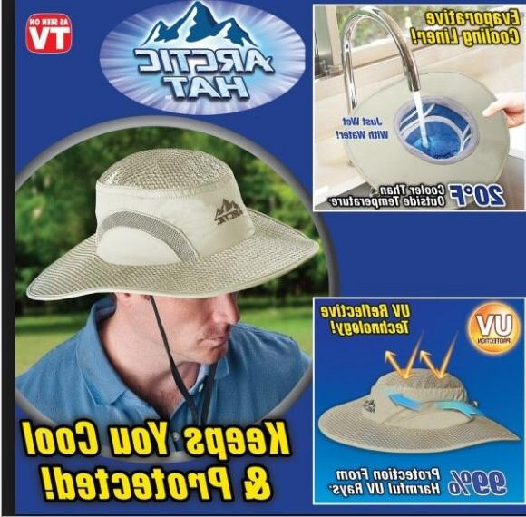2019 Newest refreshing solid summer <font><b>Cooling</b></font> Arctic <font><b>Hat</b></font> UV Keeps