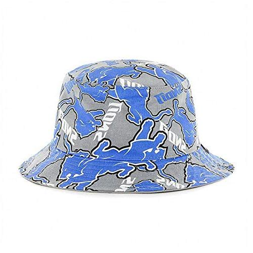 '47 Lions Printed All Bucket Hat - Fishing Cap