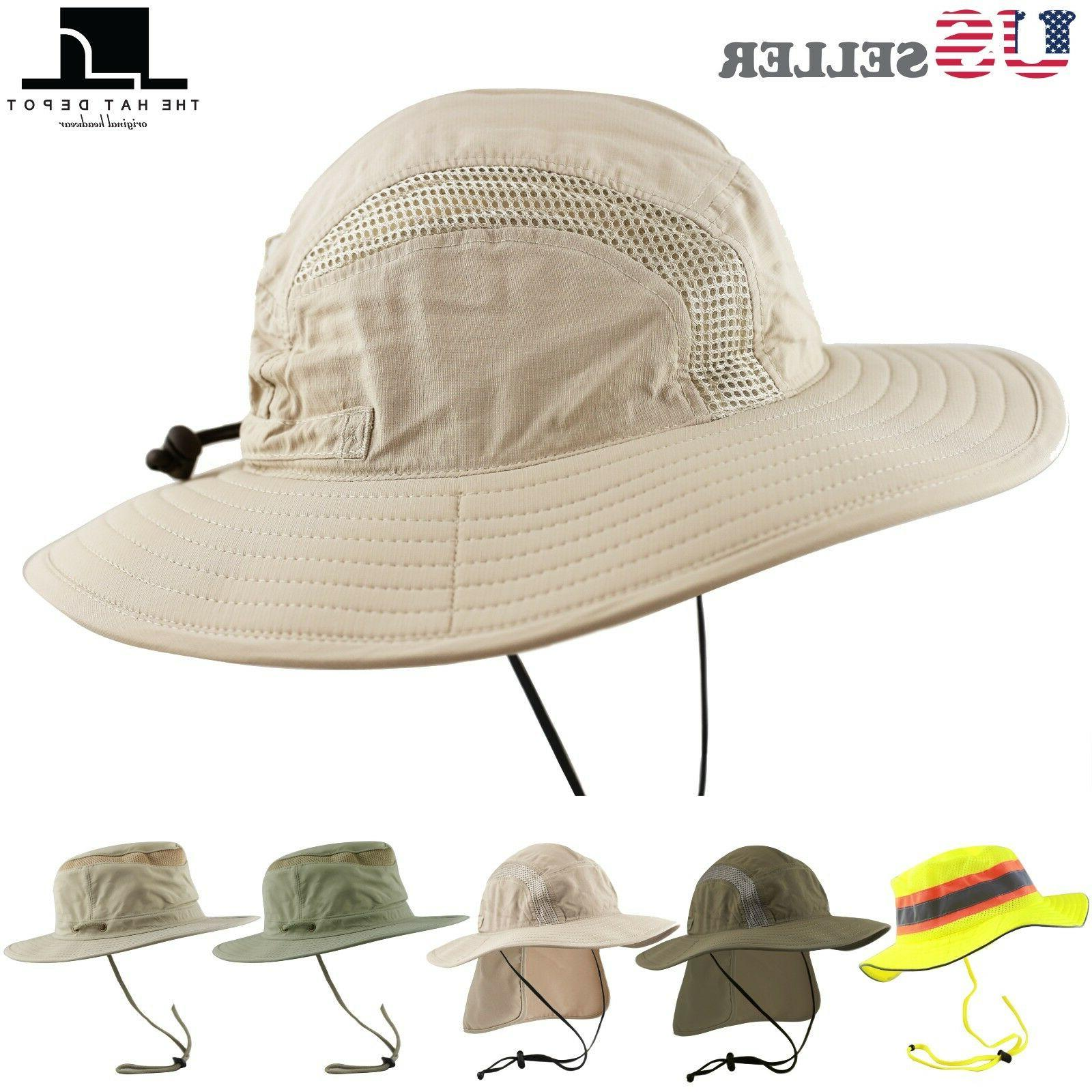 50 upf unisex outdoor safari sun mesh