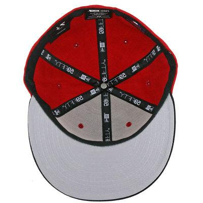 New 59Fifty New York Yankees SC WH Fitted Men's MLB Cap