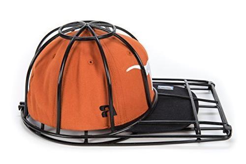 BallcapBuddy Cap Hat Washer The Baseball Cap Cleaner by SHARK in USA- Black
