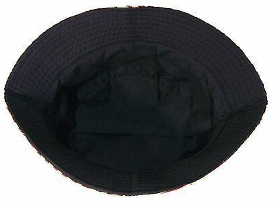 Tropic Hats Flag Lightweight Bucket New