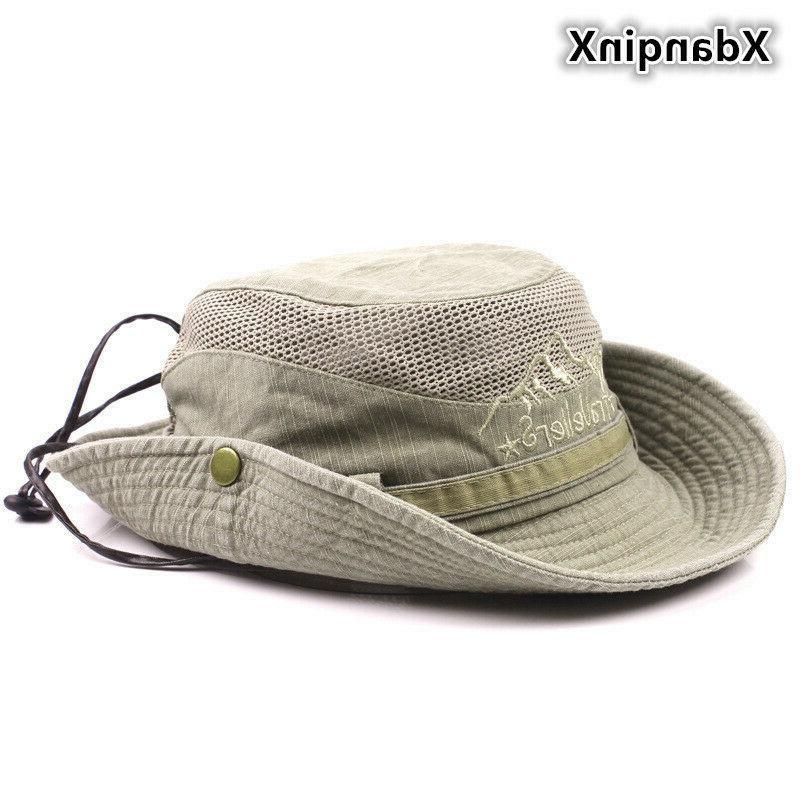 adult men s hat summer mesh ventilation