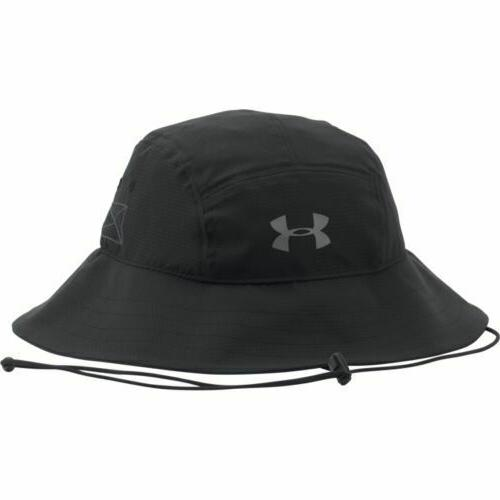 airvent bucket hat black