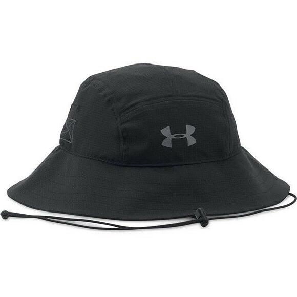 Under Armour Hat UA Black SAME SHIP