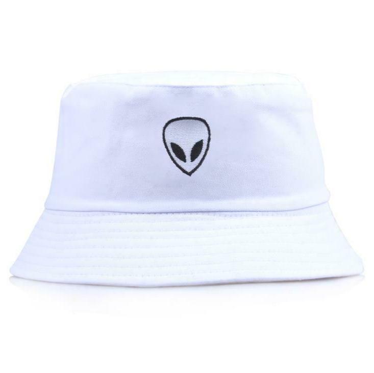 Alien Hat Cotton Brim visor Safari Camping
