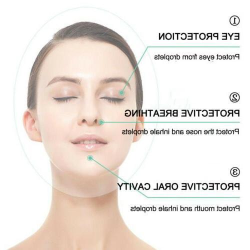 Face Protective w/ Visor