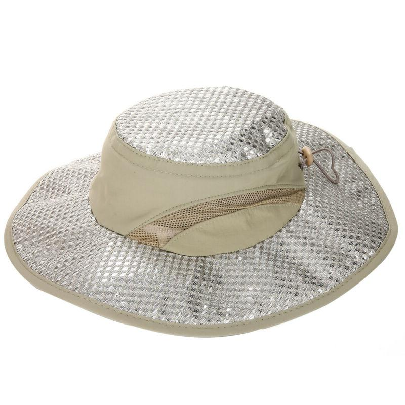Cooling Bucket Hat Hydro Arctic Hat UV Protection,Keeps you