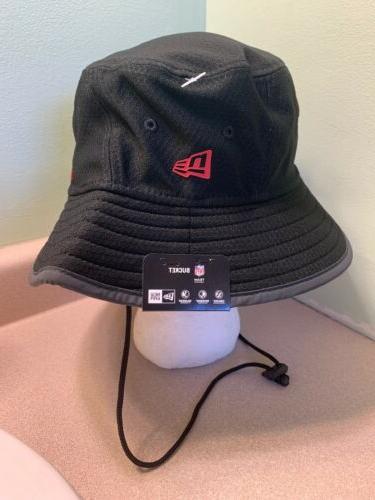 ATLANTA Bucket On Field Team Color Cap