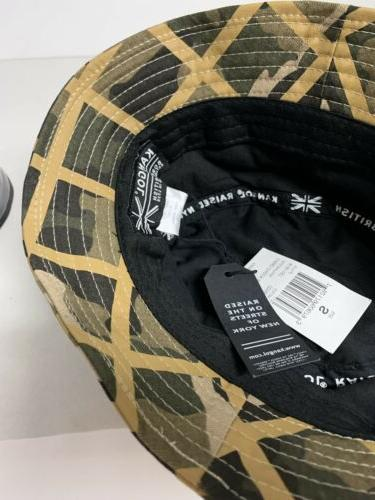Authentic Kangol Green Camo Check S Small NEW