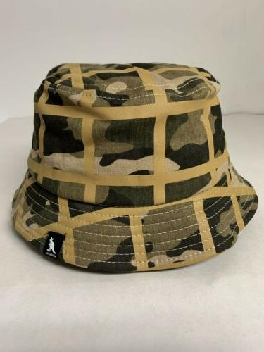 Authentic Kangol Camo Check S Small Vintage K1811ST NEW