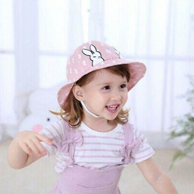 Autumn Baby Toddler Hats Caps UV Protection Sun Hats