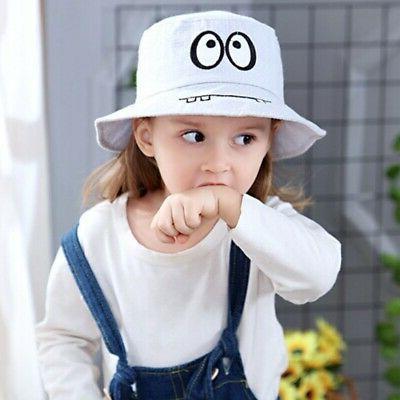 Autumn Baby Boys Girls Toddler Cartoon Caps Hats