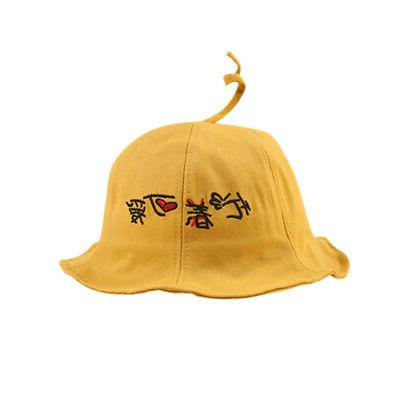 Autumn Boys Toddler Words Print Hats Casual Headwear