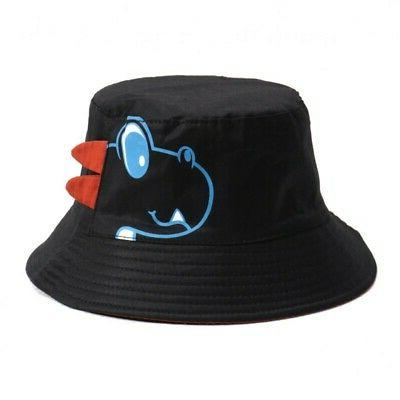 Baby Cartoon Bucket Fish Hat