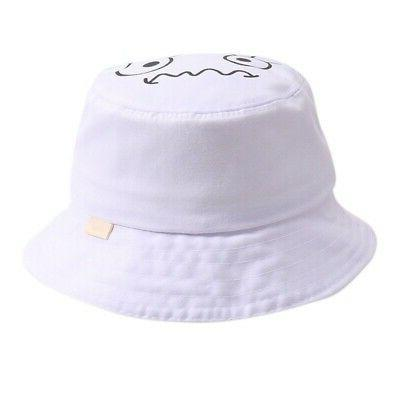 Baby Boy Fish Reversible Sun Hat US