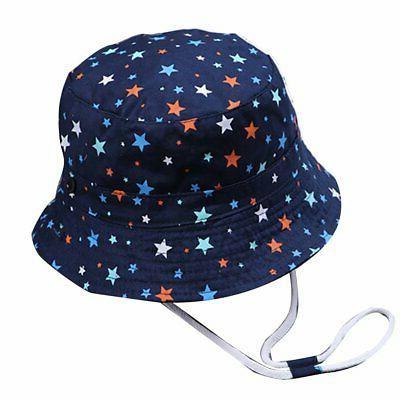 Baby Boys Girls Hats Bucket Caps Accessories Spring Hat