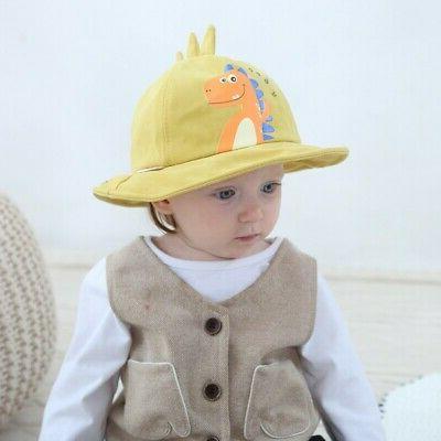 Baby Boys Hat Beach Hat Print Bucket Cap Toddler Kids Newborn