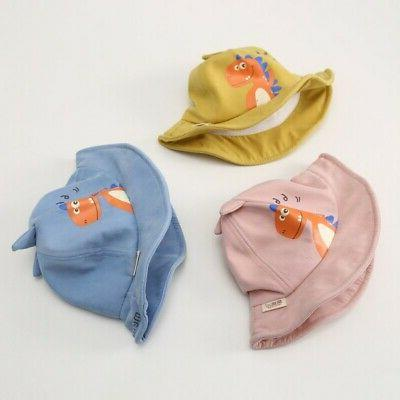 Baby Boys Hat Beach Hat Print Kids Newborn