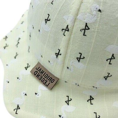 Baby Boys Girls Toddler Hats Animal Hats with Ear Design Sun