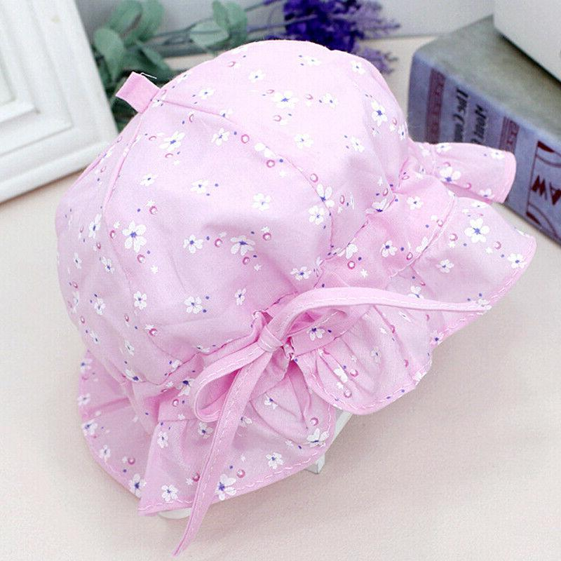 Baby Sun Lace Princess Outdoor Bonnet