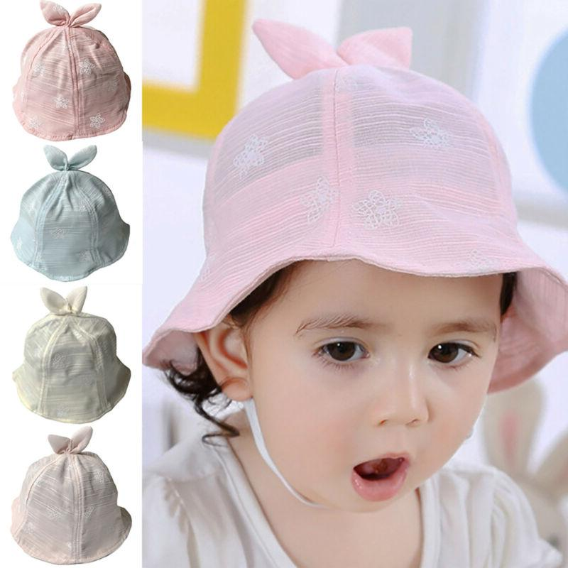 Baby Boys Sun Hat Newborn Infant Caps Summer Cap