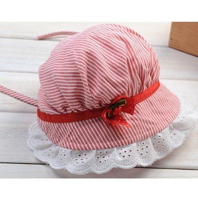 lace Hats Sun Cap