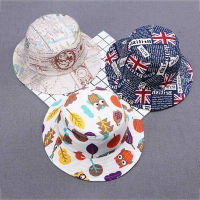 Baby Bucket Hats Sun Headwear US