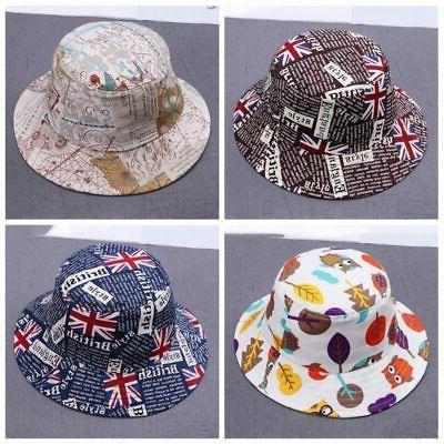 baby girls toddler summer bucket hats caps