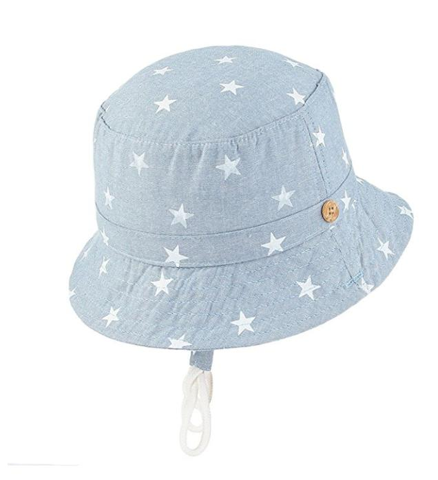 Baby Kids Sun Bucket/Reversible Protect