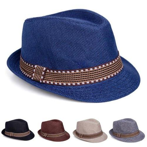 Baby Jazz Cap Bucket Sun Cap Summer Hat For Girls Boys Hat P