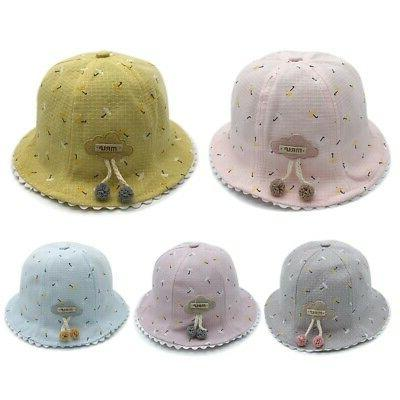 Baby Sun Hats Toddler Cap Girls Boy