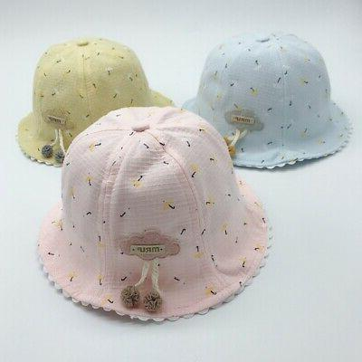 baby unisex sun beach hats toddler kids