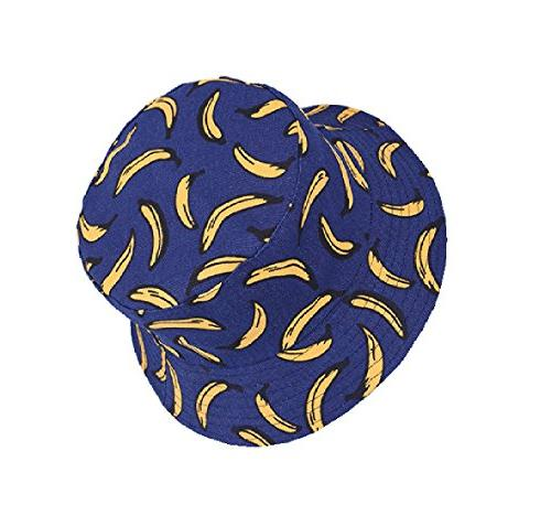Joylife Banana Hats Summer Cap, Navy