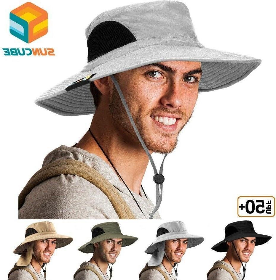 bonnie hat for men wide brim sun