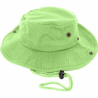Boonie Bucket 100% Fishing Hunting Safari Men