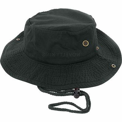 Boonie Bucket Hat Cap Hunting Safari Men