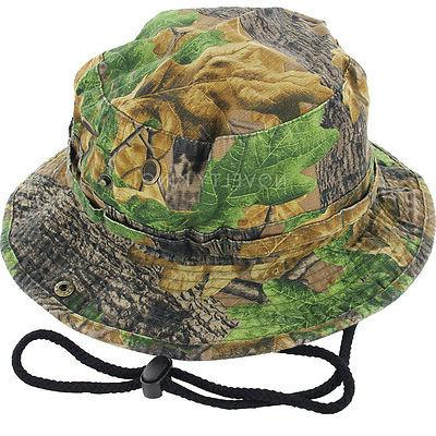 Boonie Bucket Hat Cap 100% Hunting