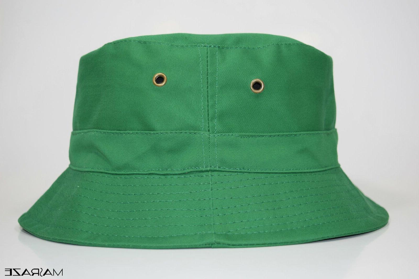 Boonie Hat Cotton Fishing Brim Sun Sumer Camping Masraze