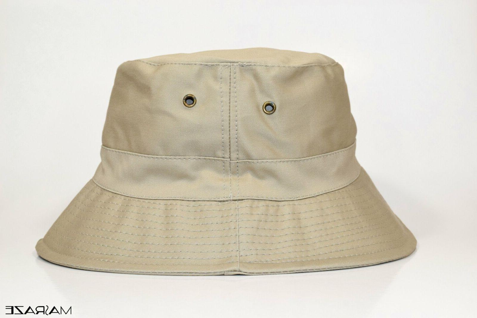 Boonie Hat Cotton Sun Sumer Camping Masraze