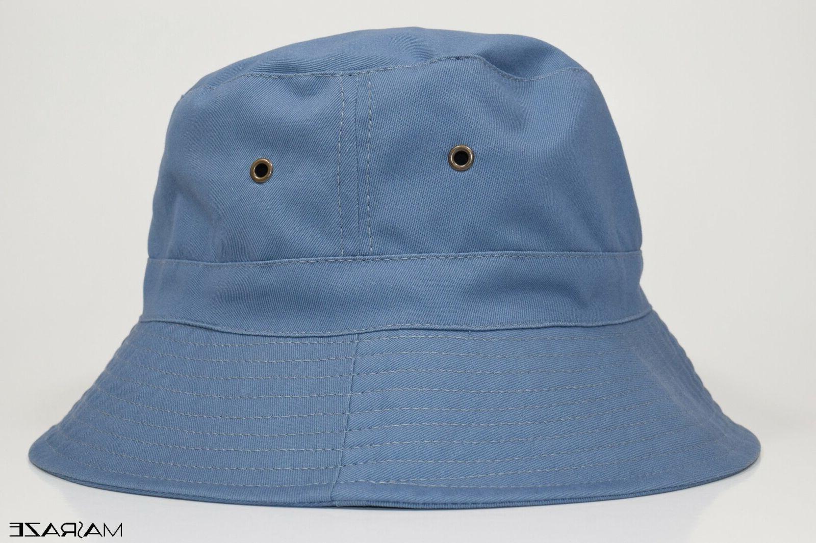 Boonie Bucket Cap Cotton Fishing Sun Masraze