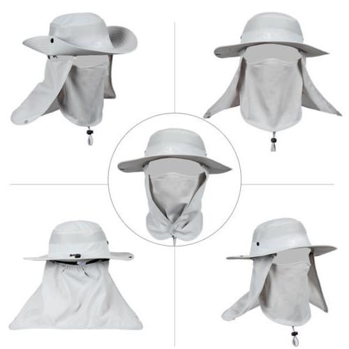 Boonie Hat Cap Cotton Fishing Hunting Safari