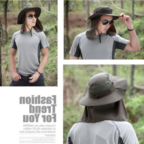 Boonie Bucket Hat Cotton Fishing Safari Outdoor
