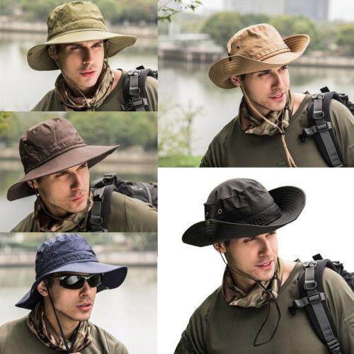 boonie bucket hat fisherman wide brim safari