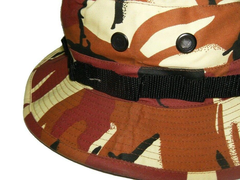 BOONIE Bucket Jungle Fisherman Sun Army Military XL