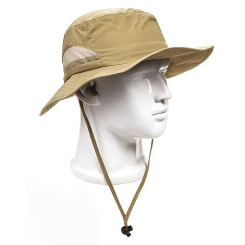 Boonie Hunting Fishing Safari Women Sun Caps US