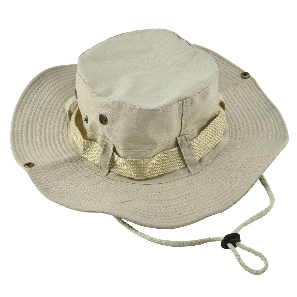 Fishing Hunting Mesh Camo Sun Cap