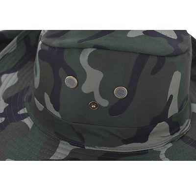 Boonie Fishing Military Snap Cover Hat