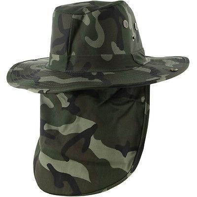 Boonie Military Snap Brim Cover Bucket Flap Hat