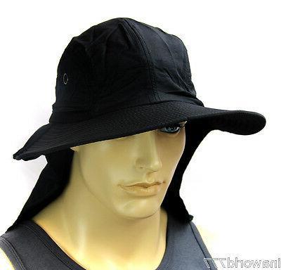 boonie hat cap sun flap bucket hat